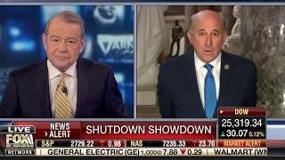 Gohmert Comments on Border Wall Shutdown & Surging Migrant Caravan