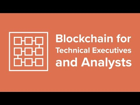 Learn Blockchain: B9lab Blockchain Course for Technical Executives and Analysts