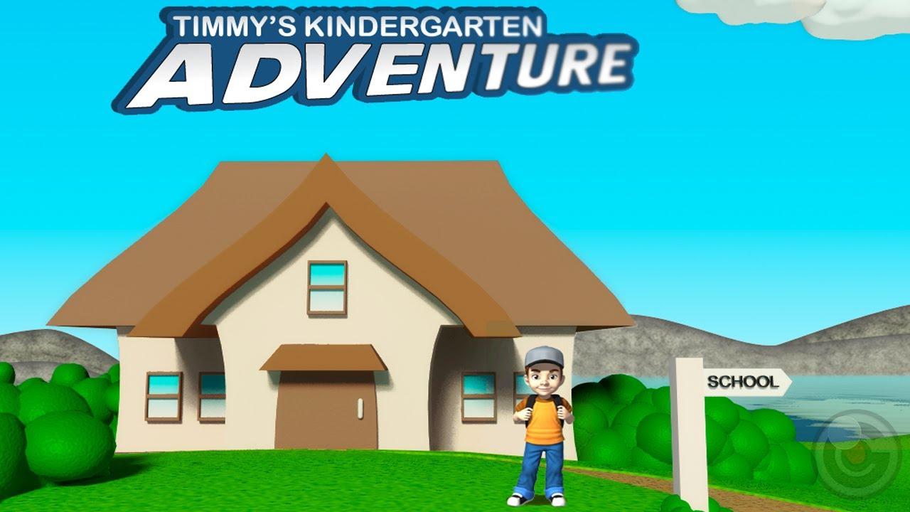 Timmy\'s Kindergarten Adventure Free - Fun Math, Sight Words and ...