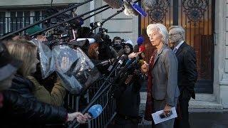 """Caso Lagarde-Tapie: presidente FMI sarà """"solo"""" un testimone"""