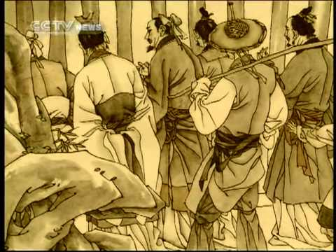 Seven Sages of the Bamboo-Grove Part 2