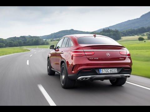 Mercedes Gle Coupé Im Test 2015 Autoscout24 Youtube