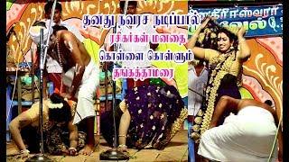 மதுரைவீரன் நாடகம் 11 / தாமரை +கலையரசன் கலாட்டா காமெடி