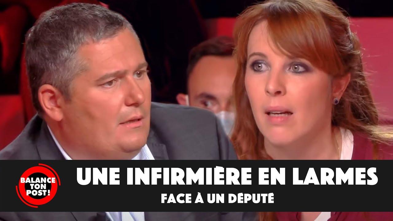 Replay TPMP : Vanessa, infirmière refusant la vaccination, en larmes face au député Julien Borowczyk