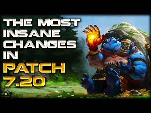 Dota 2: The Craziest Changes and Combos in Patch 7.20 | Pro Dota 2 Guides