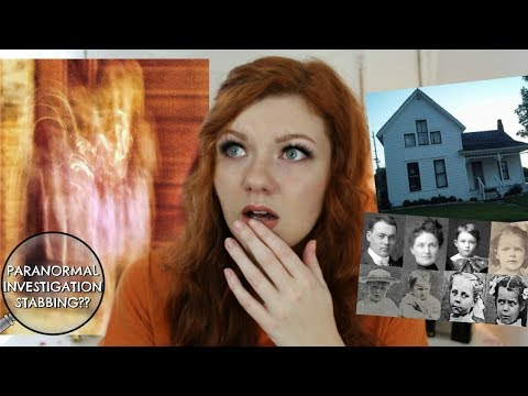 THE GHOSTS OF THE VILLISCA AXE MURDER HOUSE + Announcement!
