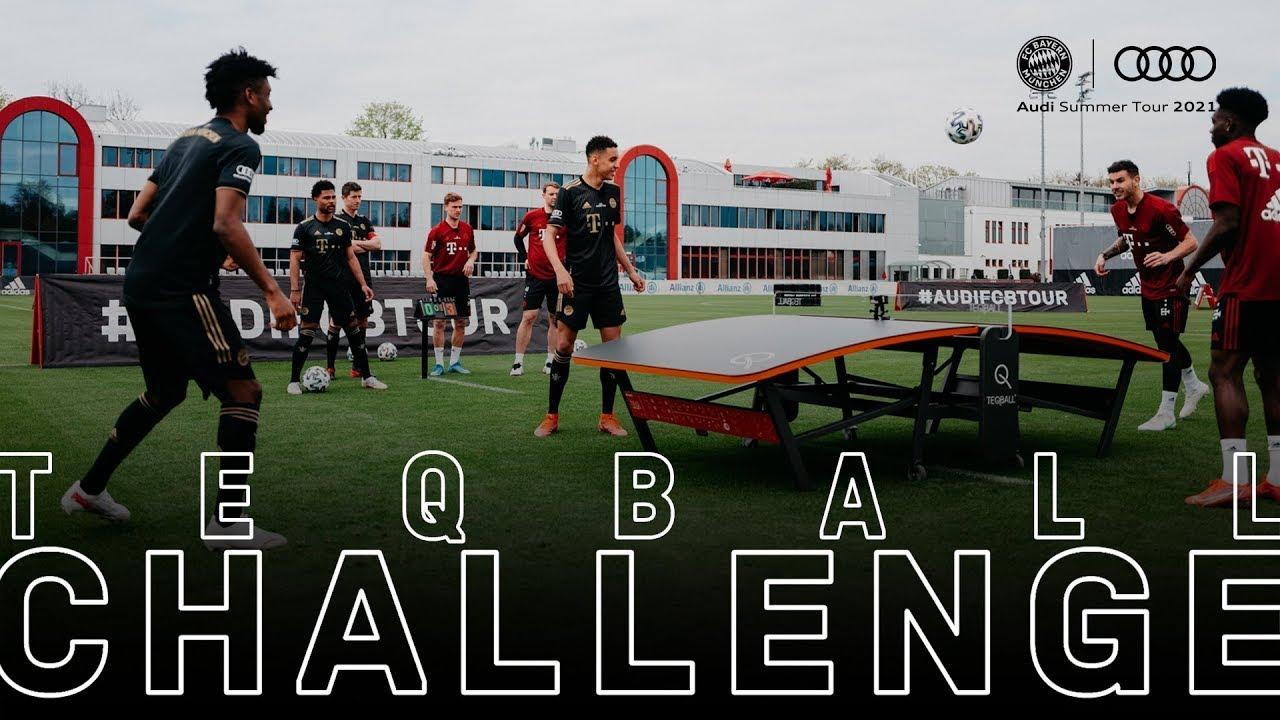 Download TeqBall Challenge | #3 FCB Summer Games