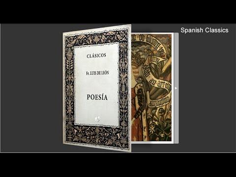 Fray Luis de León, Antología Recitada de Poesía Clásica