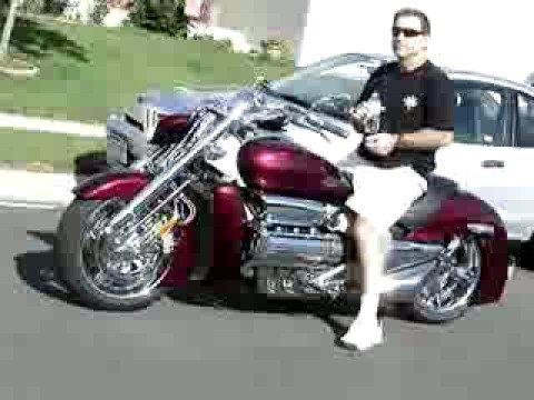 2014 Honda Valkyrie >> HONDA VALKYRIE RUNE NRX 1800 - YouTube