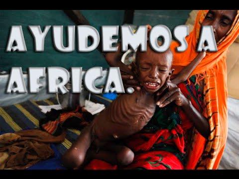 Crisis de agua en africa