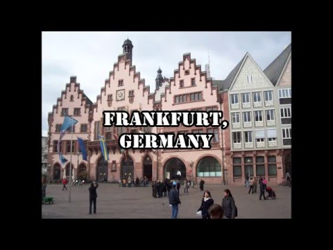 Frankfurt, Germany Travel