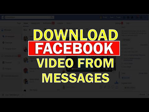 How to Download Messenger Video   Facebook Video Downloader   PA Foundation