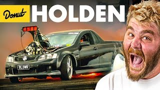 HOLDEN - Everything You Need to Know   Up to Speed