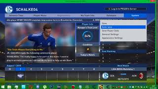 PES 2016   Become A Legend Training Points Hack {Using Cheat Engine}