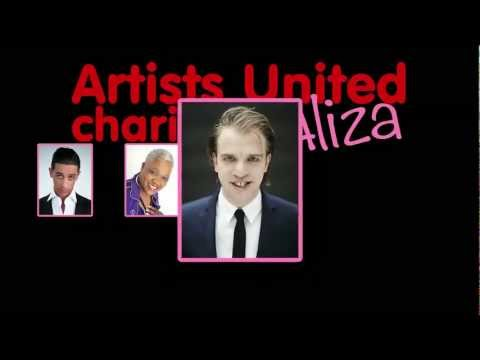 Artists United Charity 4 Aliza - Zaterdag 30 maart in de World Forum te Den Haag