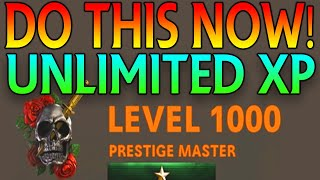 GET UNLIMITED XP! C๐ld War Zombies GOD MODE GLITCH 2021! Cold War Xp Glitch