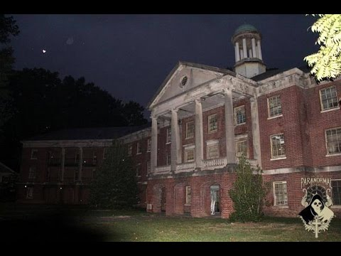 U.S. Marine Hospital - Full Investigation Sept. 26, 2015