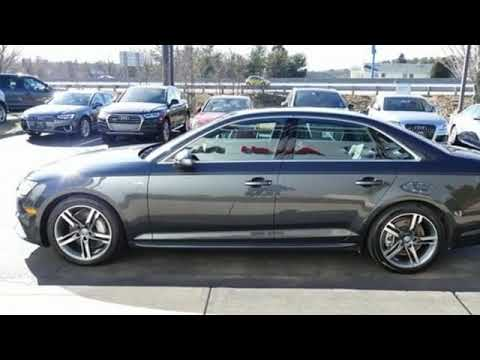 Used 2018 Audi A4 Nashua, Manchester, NH #EX0643