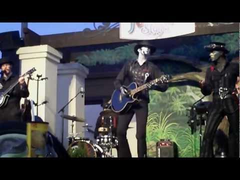 Steam Powered Giraffe - Automatonic Electronic Harmonics (Live at the San Diego Zoo 08/16/12)