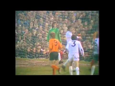 UEFA 1971/72 Final Wolverampton Wanderers 1 x 2 Tottenham Hotspur