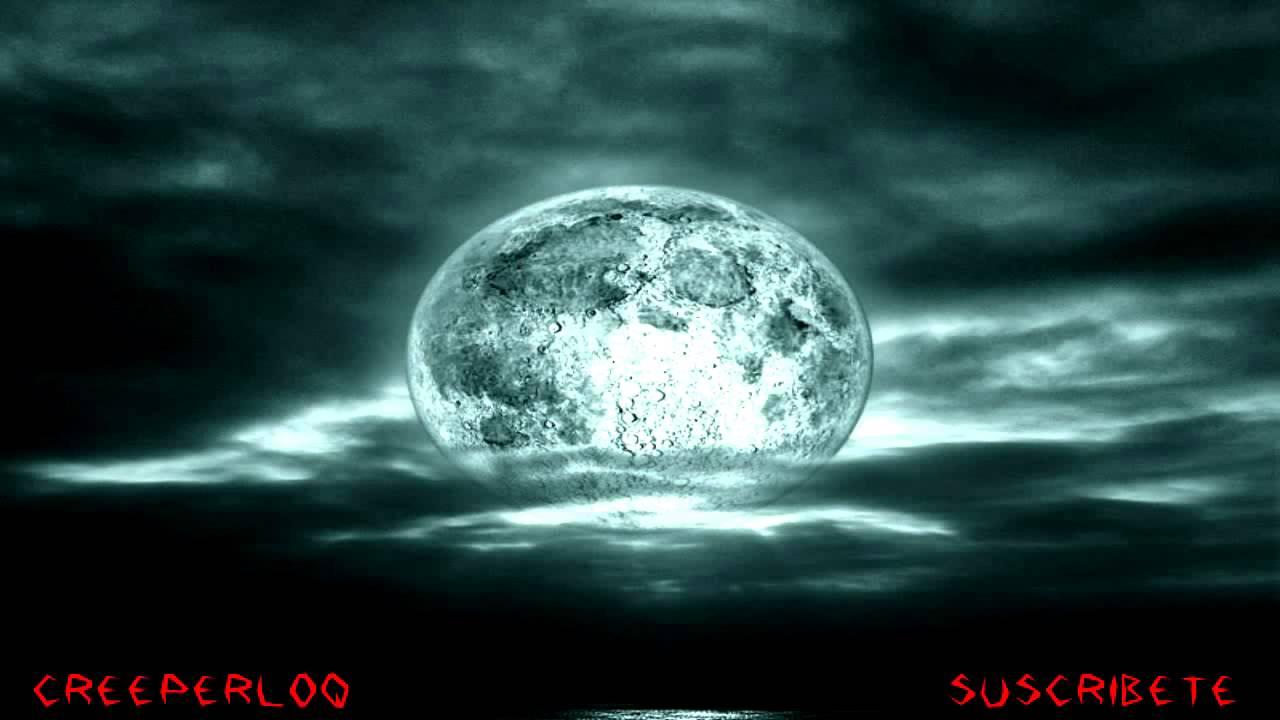 Dibujo Luna Llena