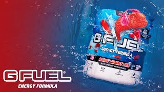 Introducing G FUEL Ragin' Gummy Fish