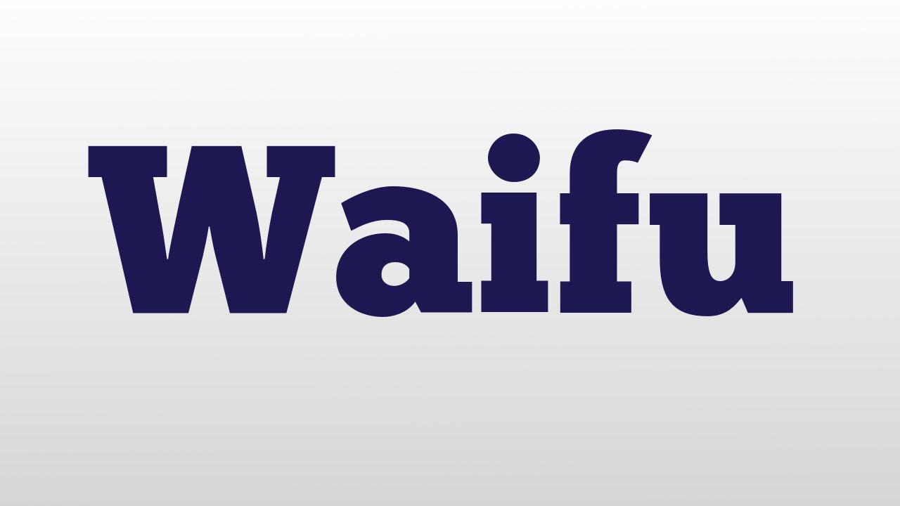 Waifu Definition