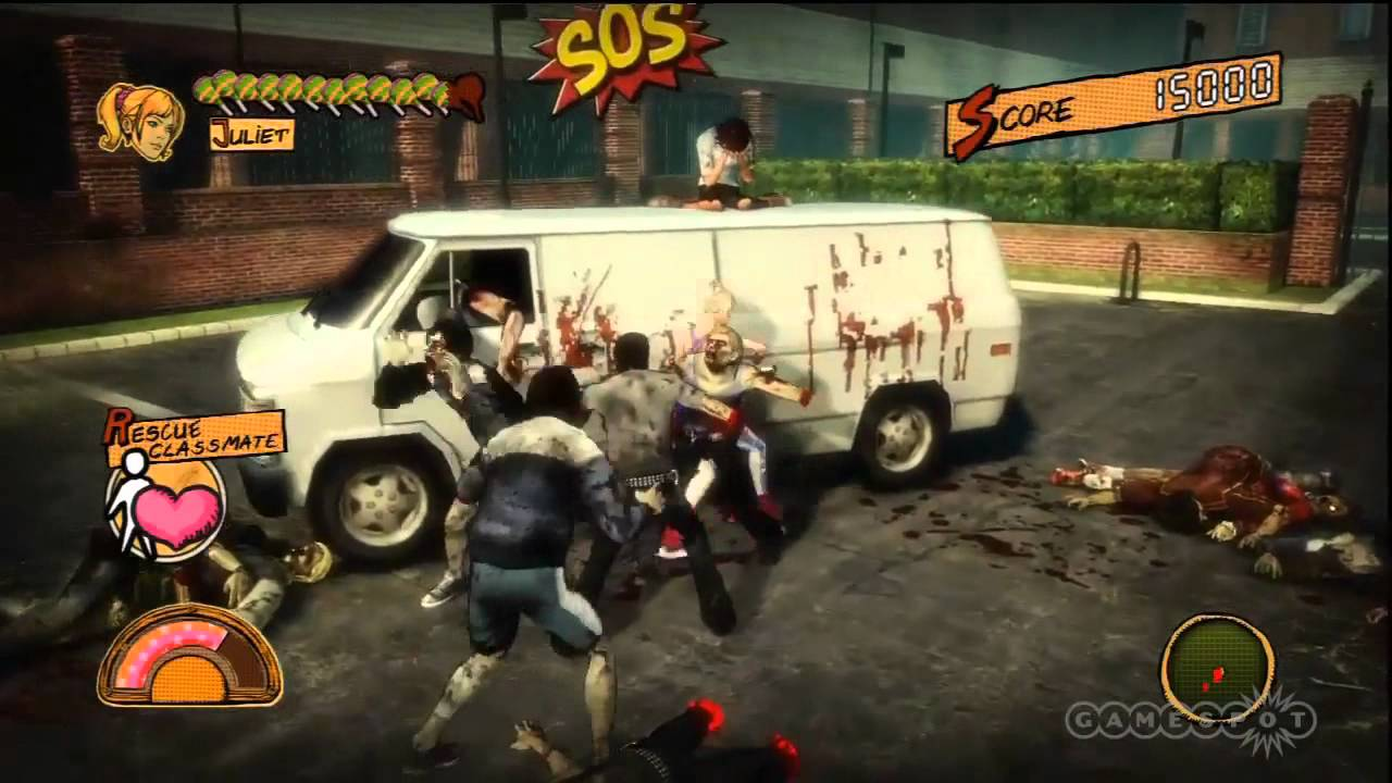 Image result for lollipop chainsaw gameplay