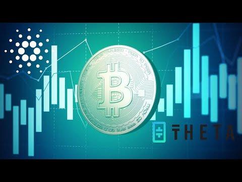 Cardano in Wyoming; Goldman Alternate Reality of Bitcoin; Theta Mainnet