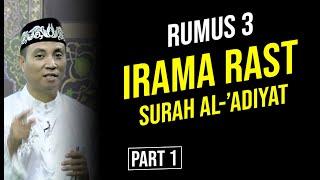 #25 GEMAR MENGAJI LATIHAN IRAMA SURAT AL-AADIYAT EPS 7 SEG 1-1 -  Bersama Ust. Abdul Roziq