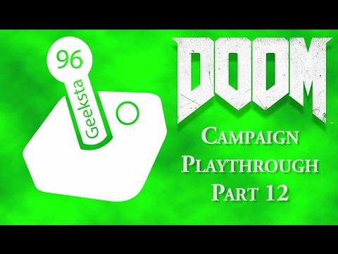 Doom - Part 12 - Anyone get the License Plate of that Spider