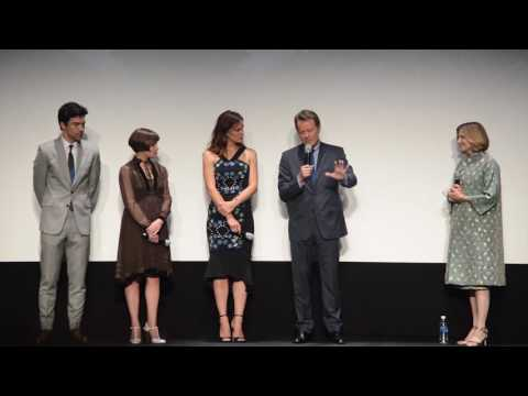 TIFF 2016 Wakefield Intro and Q&A