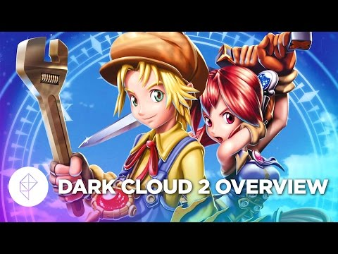 Dark Cloud 2 on PS4 - Gameplay Overview