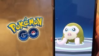 ¡MI MAMOSWINE SHINY! ¡¡¡TODO el POKEMON GO COMMUNITY DAY desde DENTRO!!! [Keibron]