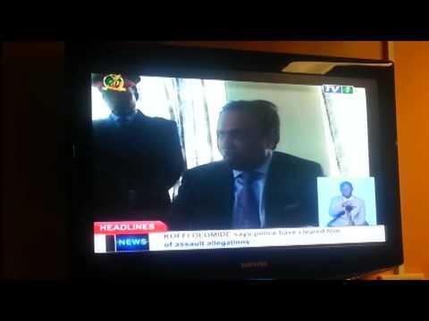 Zambia TV Footage   Mulungushi1