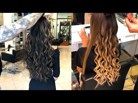 How to Get Perfect Beach Waves | Amazing Hairstyles Tutorials by Professional thumbnail