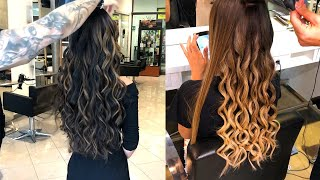 How to Get Perfect Beach Waves | Amazing Hairstyles Tutorials by Professional