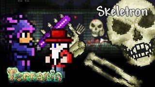 Terraria Lets' Play - Take on Skeletron [25]