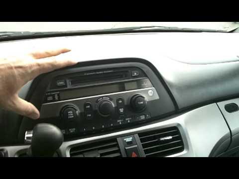 4259 - 2005 Honda Odyssey LX EXL Silver 87k