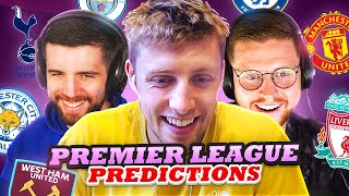 SIDEMEN PREMIER LEAGUE PREDICTIONS