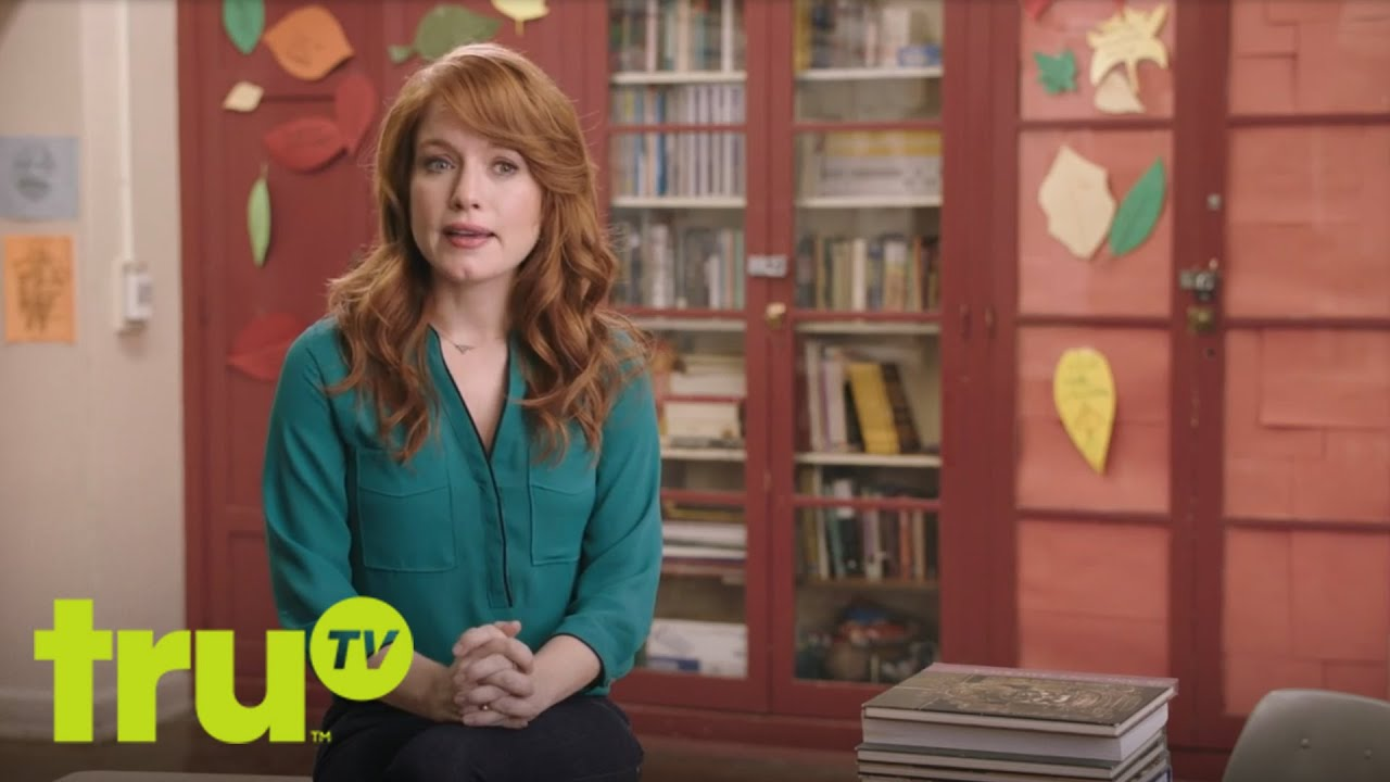 """Those Who Can't - """"Smoot High"""" Promo (All New Tonight) - Those Who Can't is truTV's first foray into full-length scripted comedy."""