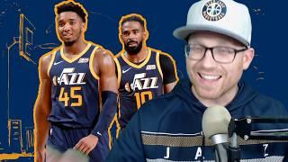 Utah Jazz vs Golden State Warriors Post Game Reaction