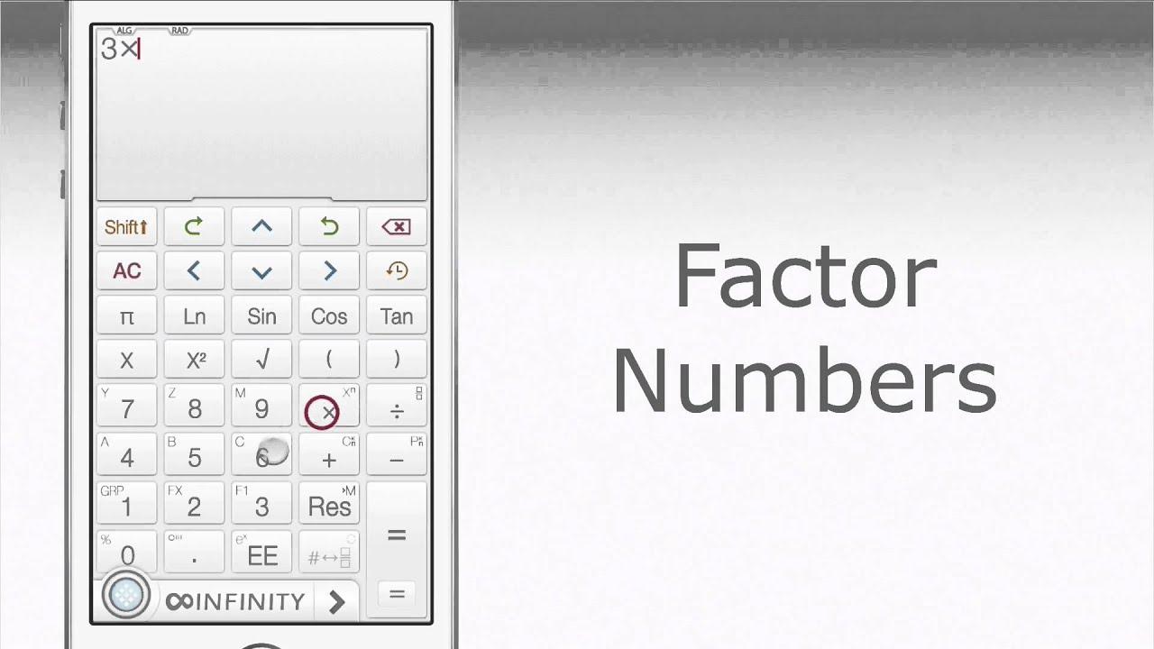 Calculator Algebra Symbolic Scientific Calculator For Iphone