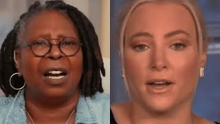 Whoopi SHUTS DOWN Meghan McCain On The View 'I Was NOT Absent!'