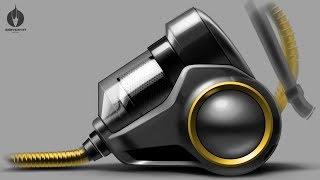 SKETCH-IT! #36 • Product vacuum cleaner rendering
