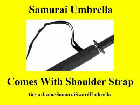 Samurai Umbrella - Samurai Umbrella FREE Shipping!