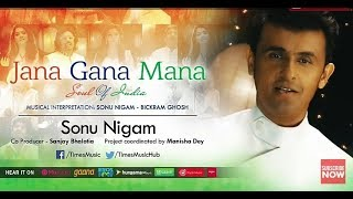 "Video Jana Gana Man's""The Soul Of India""by Sonu Nigam download MP3, 3GP, MP4, WEBM, AVI, FLV Juni 2018"