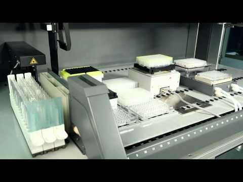Freedom EVO® LCMS Sample Preparation Workstation
