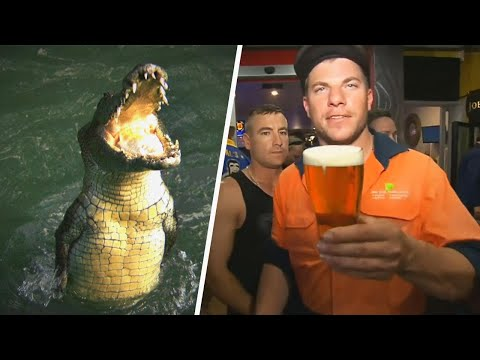 Only In Australia: Snakes, Crocs And Beer In The Land Down Under