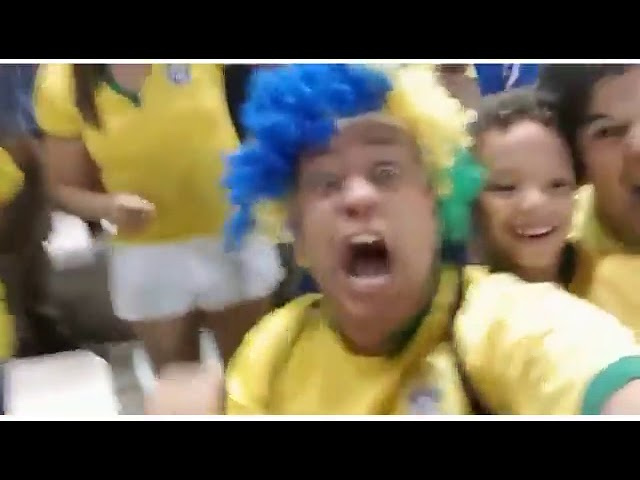 Brasil vence México no Bezerrão, e garante título do Mundial Sub-17